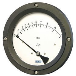 Differential pressure explained and option to buy pressure gauges